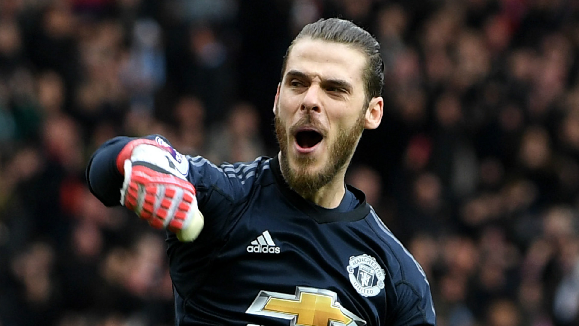 PSG Linked with David de Gea in Latest Rumours