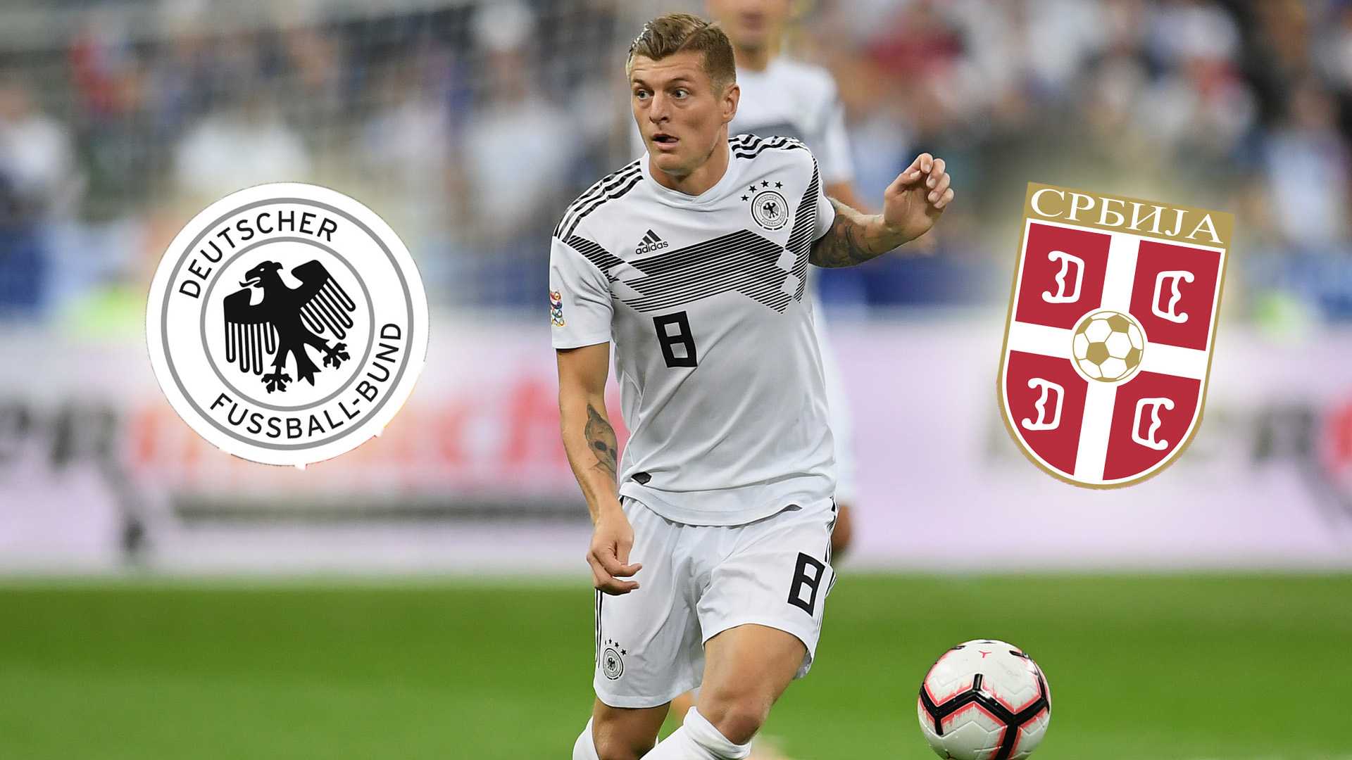 FreundschaftГџpiel Deutschland Serbien