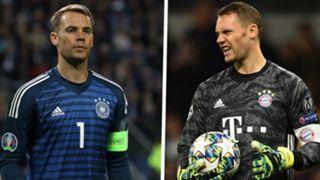 Manuel Neuer Germany Bayern Munich 2019