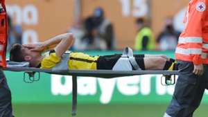 Julian Weigl injury Borussia Dortmund Bundesliga 051317