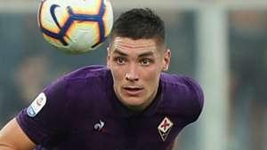 Nikola Milenkovic Fiorentina 2018-19
