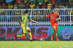 Safee Sali PKNS FC Malaysia Super League 08042017
