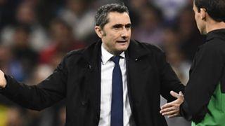 Ernesto Valverde Barcelona 2018-19
