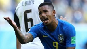 Gabriel Jesus Brazil 2018