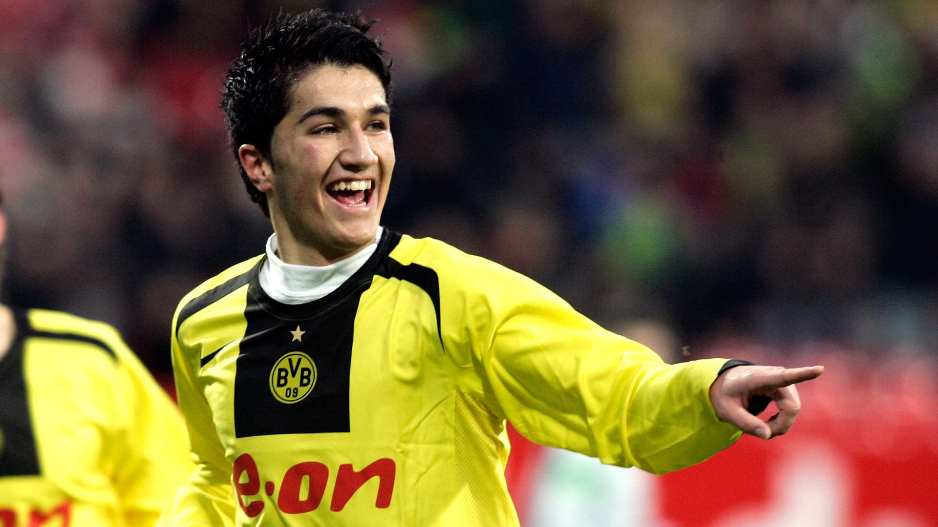 Nuri Sahin Borussia Dortmund 2005