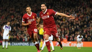 Emre Can Liverpool Champions League