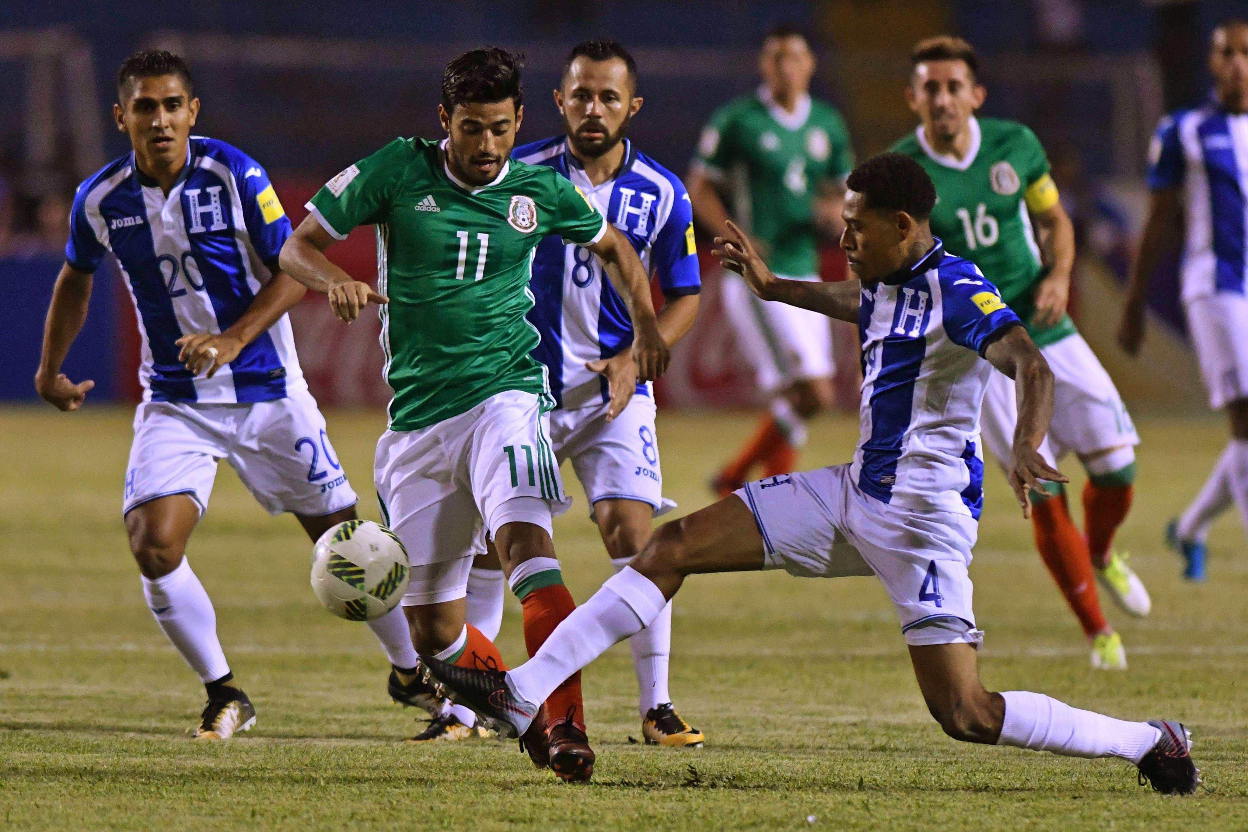 Carlos Vela México