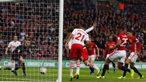 Manchester United Southampton League Cup final