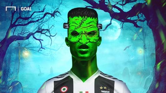 GFX Cristiano Ronaldo Halloween