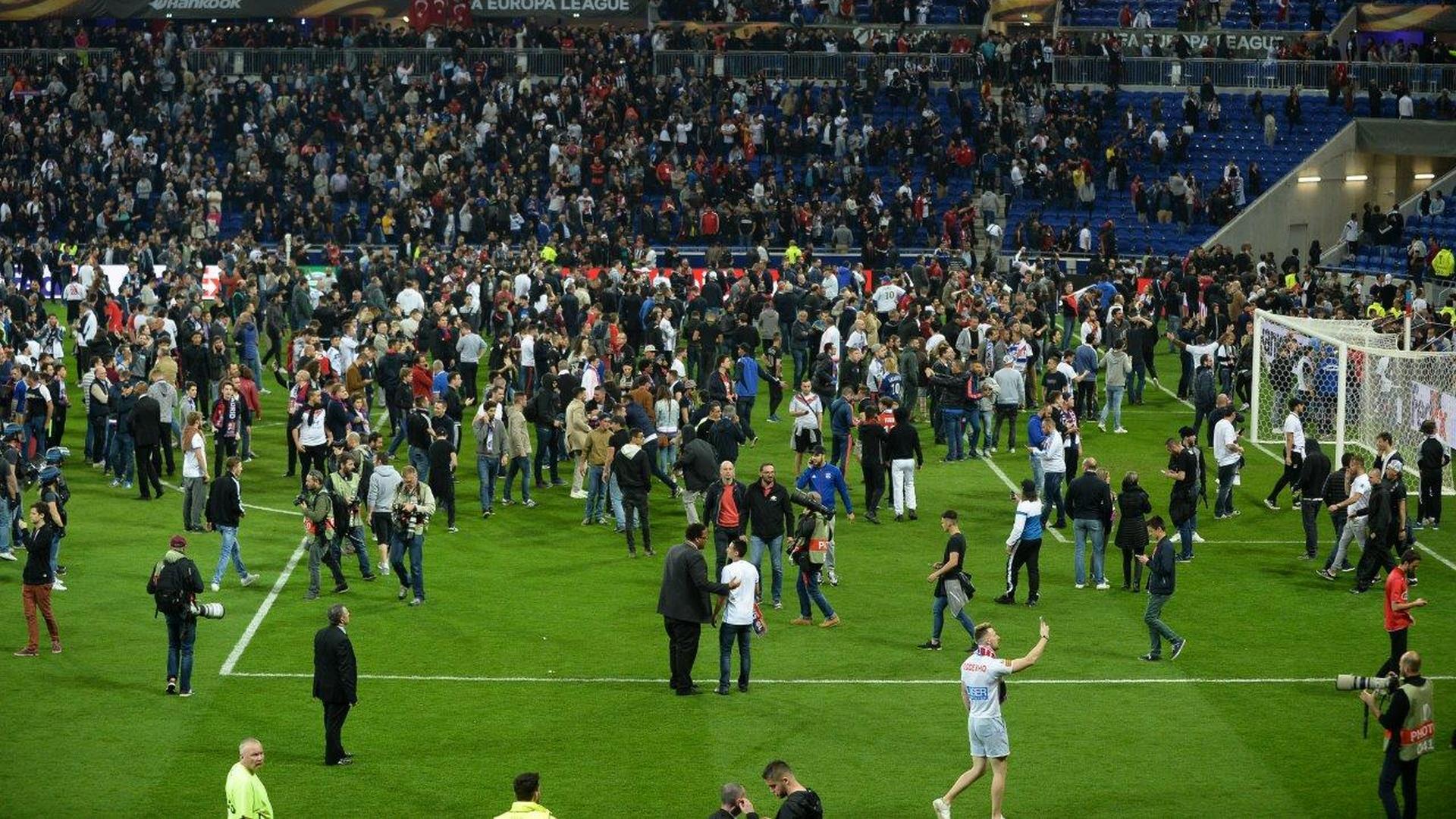 Lyon Besiktas UEL 04132017