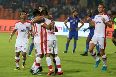 Mumbai City Bengaluru FC