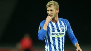Hertha BSC Berlin Fabian Lustenberger 14092017