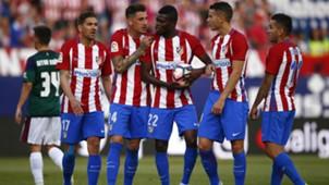 Thomas Partey - Atletico Madrid 15042017