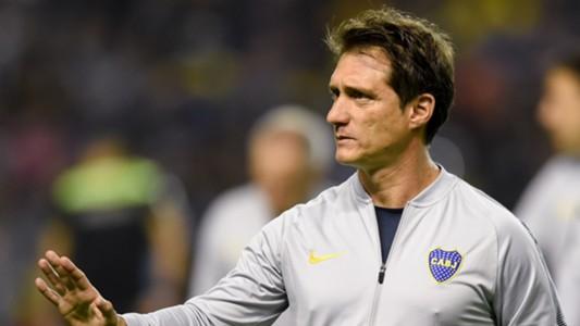 Guillermo Barros Schelotto Boca Defensa y Justicia Fecha 22 Superliga Argentina