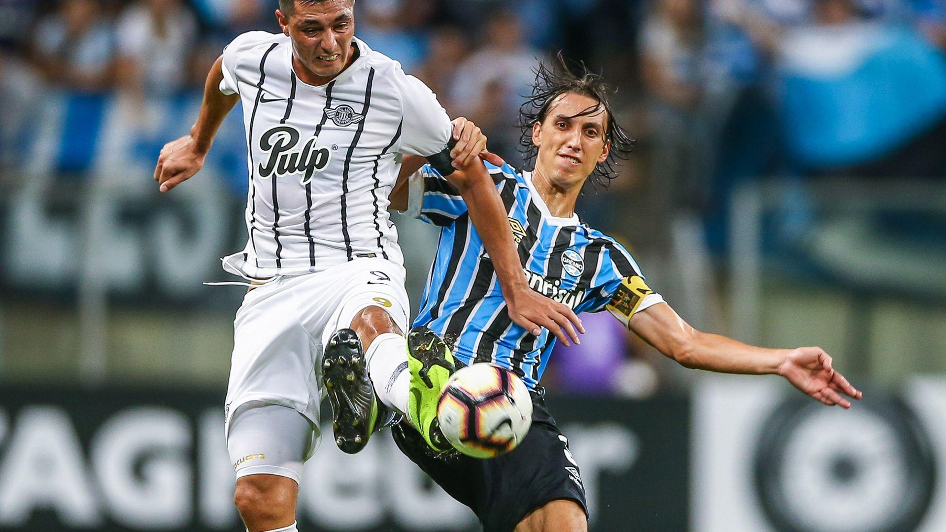 Geromel Grêmio Libertad Libertadores 12032019