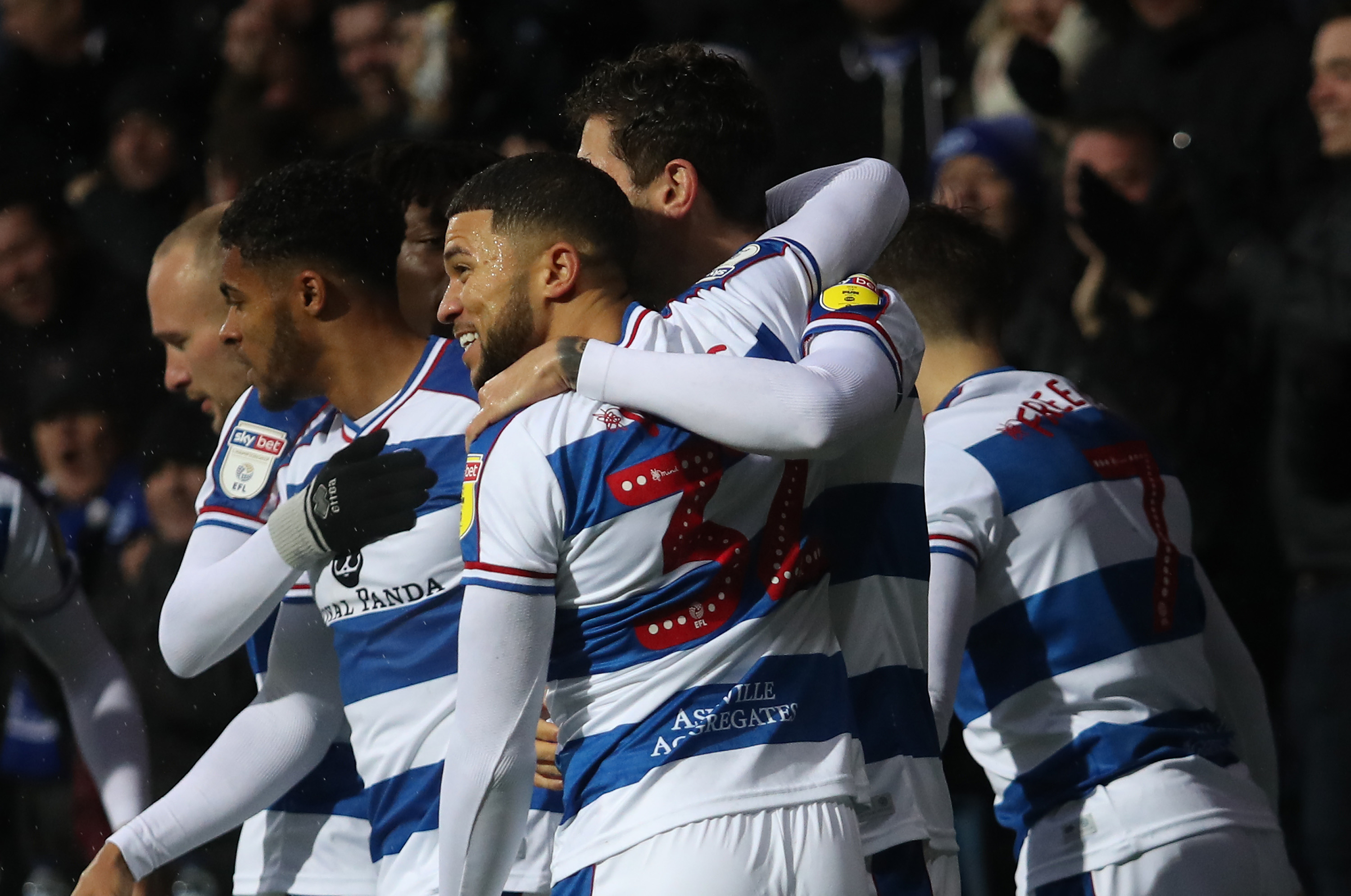QPR Team Celebration Dec18