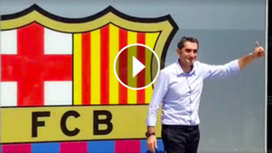 GFX Video Valverde Barcelona