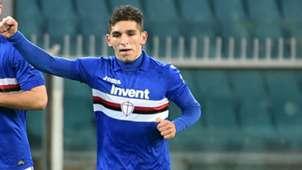 Lucas Torreira Sampdoria 03022018