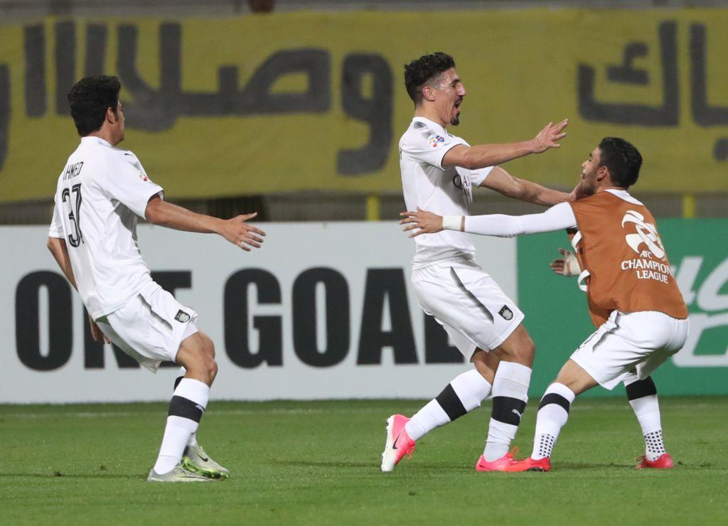 Al Wasl v Al Sadd; AFC Champions League