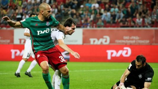 Lokomotiv Moscow Skuletic