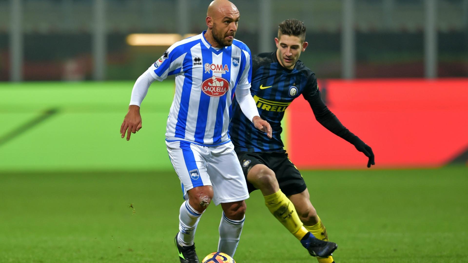 Roberto Gagliardini Inter Pescara Serie A