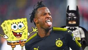Batshuayi SpongeBob Batman