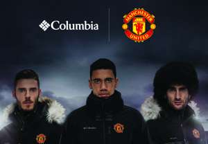 Columbia-Manchester United giveaway