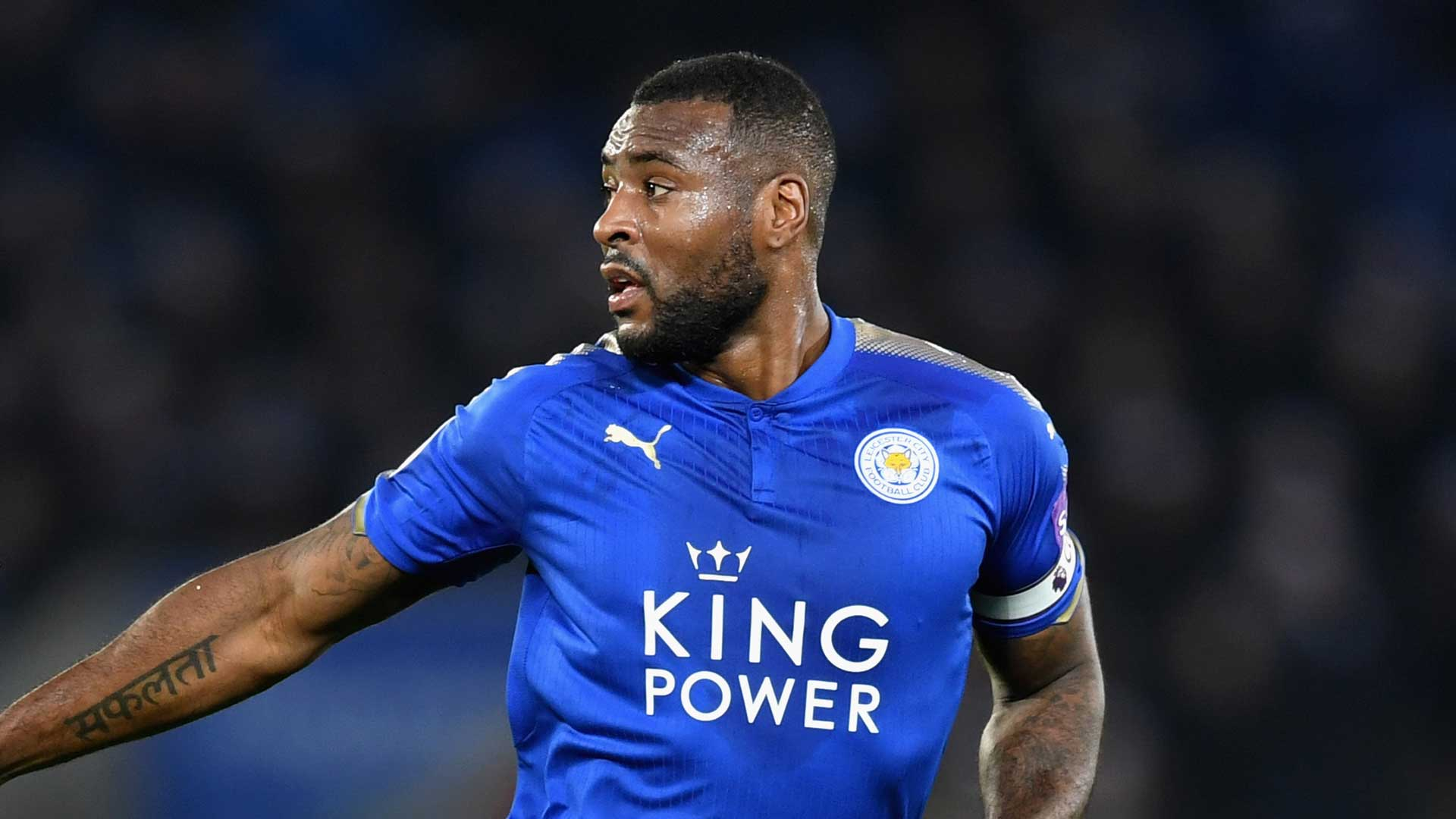 2018-03-06-Leicester City-Wes Morgan