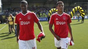 Luis Orejuela, David Neres, Ajax 08272017