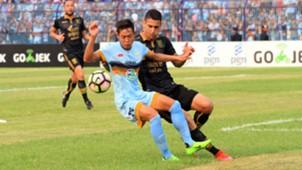 Ahmad Birrul Walidan - Persela Lamongan & Matheus Henrique Do Carmo Lopes - Pusamania Borneo FC Pekan Ke-13