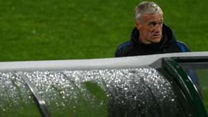 Didier Deschamps Bulgaria France Wolrd Cup 07102017