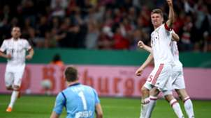 Thomas Müller FC Bayern Bayer Leverkusen