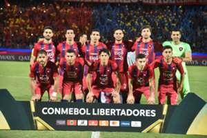 Cerro Porteño Copa 2019 (Paraguay) 13-04-19