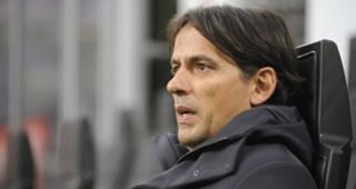 Simone Inzaghi Milan Lazio Serie A