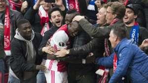 Bertrand Traore, Ajax - Olympique Lyon, Europa League, 03042017