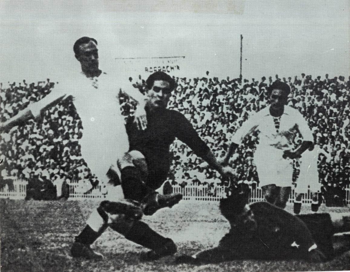 Real Madrid Barcelona 1935