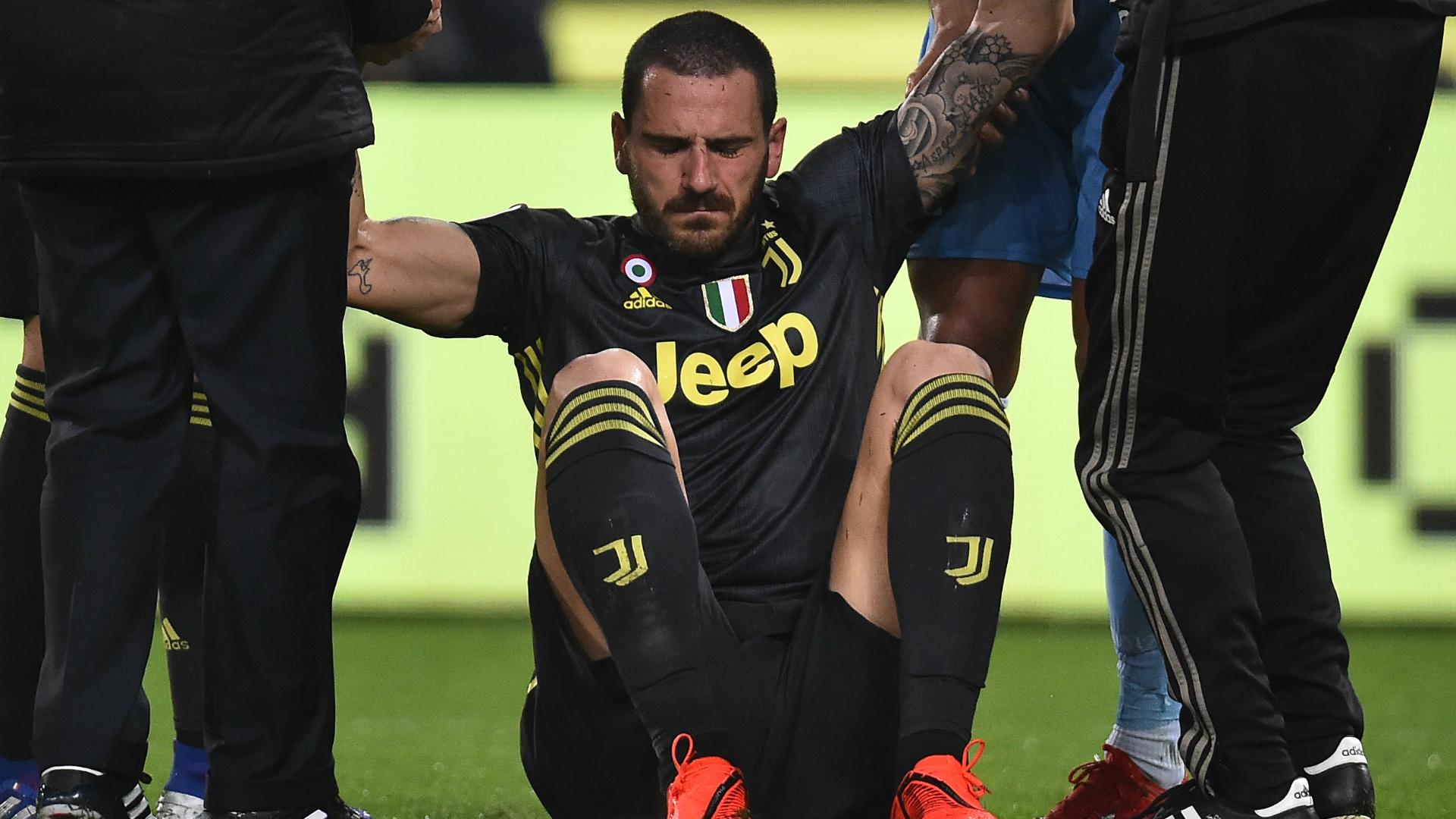 Leonardo Bonucci Juventus 01272019