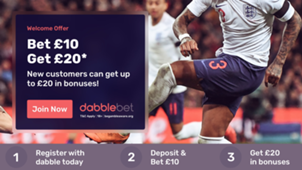 dabblebet offer