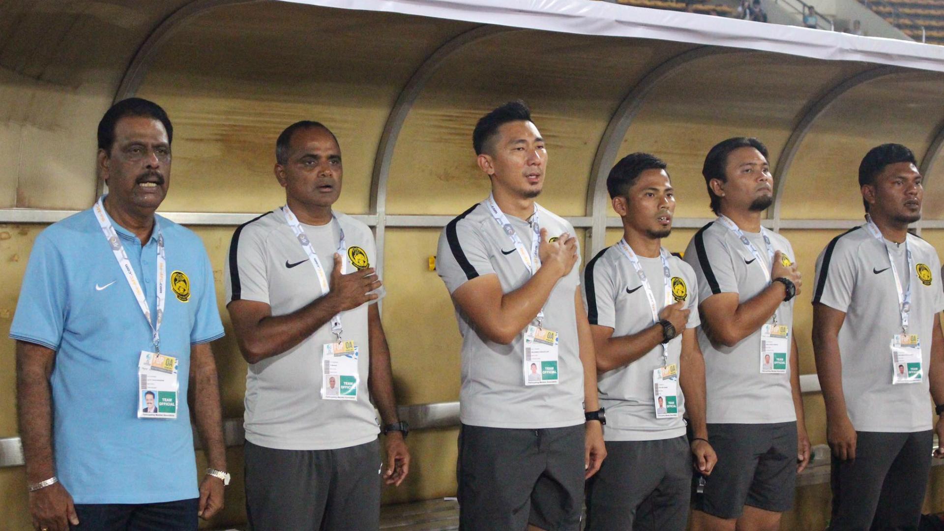 P. Maniam, Malaysia U15 v Cambodia U15, AFC U16 Championship qualifier, 18 Sep 2019