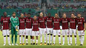 Milan XI against BVB