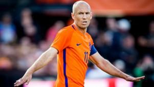 Arjen Robben, Netherlands, 06042017