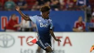 Yordy Reyna Vancouver Whitecaps MLS