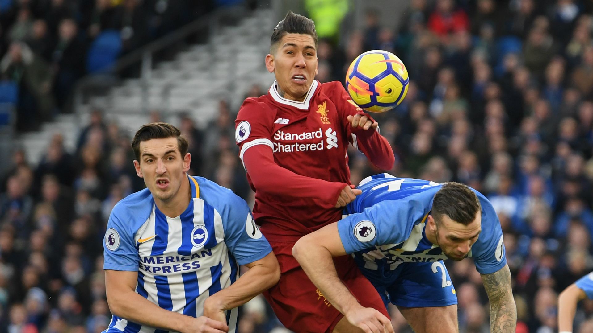 Image result for liverpool vs brighton 2018