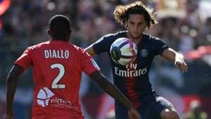 Adrien Rabiot Nimes PSG Ligue 1 01092018