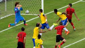 Guillermo Ochoa Mexico Brazil 2014 World Cup