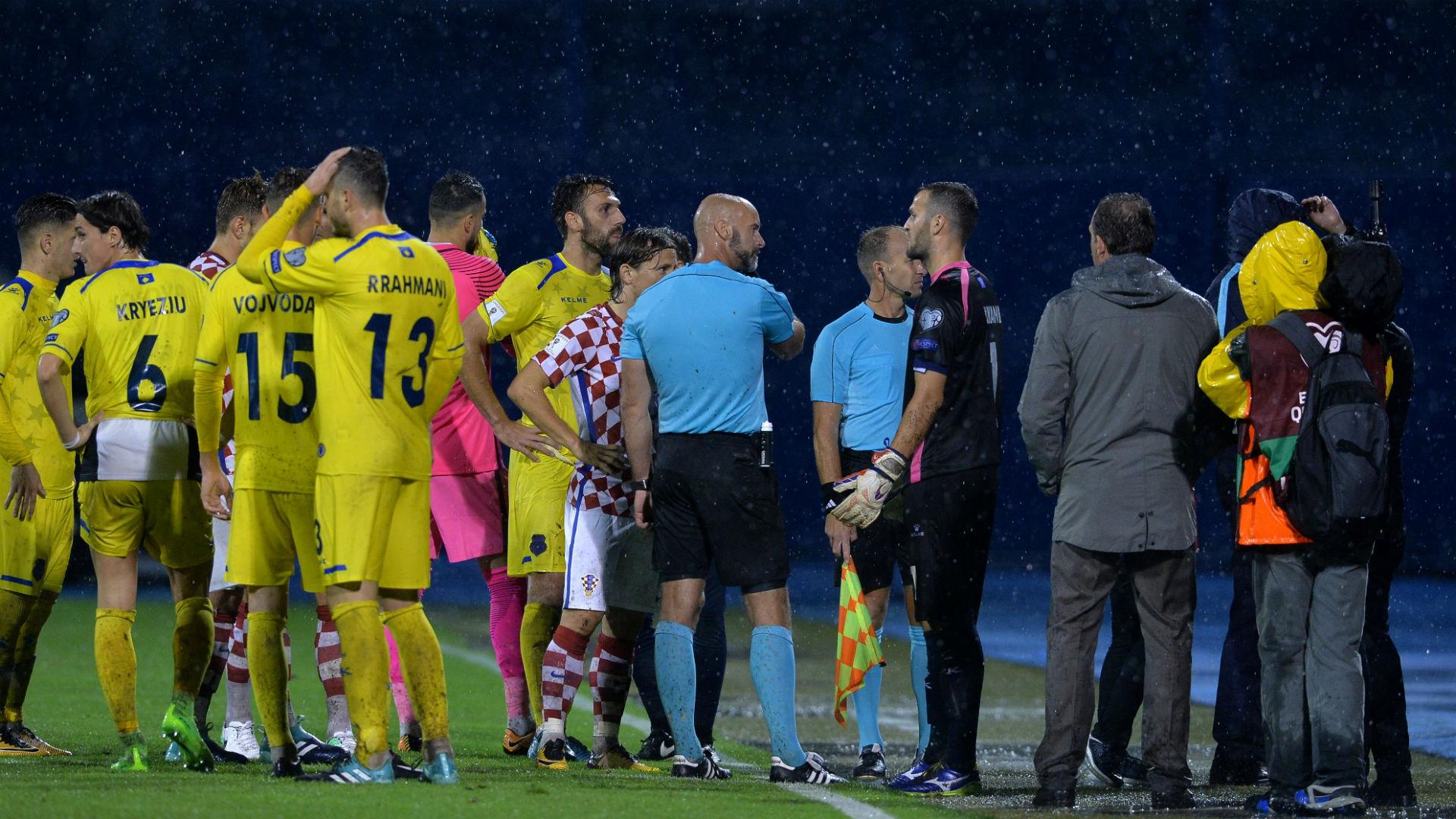 WM-Quali: Kroatien gewinnt Wiederholungsspiel gegen Kosovo