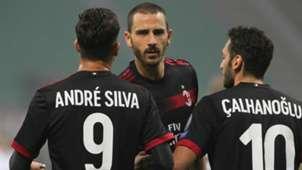 Bonucci Milan Europa League