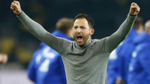 Domenico Tedesco Schalke 04