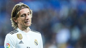Luka Modric Real Madrid Alaves