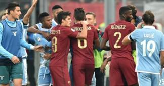Strootman Lazio Roma